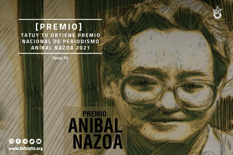 [PREMIO] Tatuy Tv obtiene Premio Nacional de Periodismo Aníbal Nazoa 2021