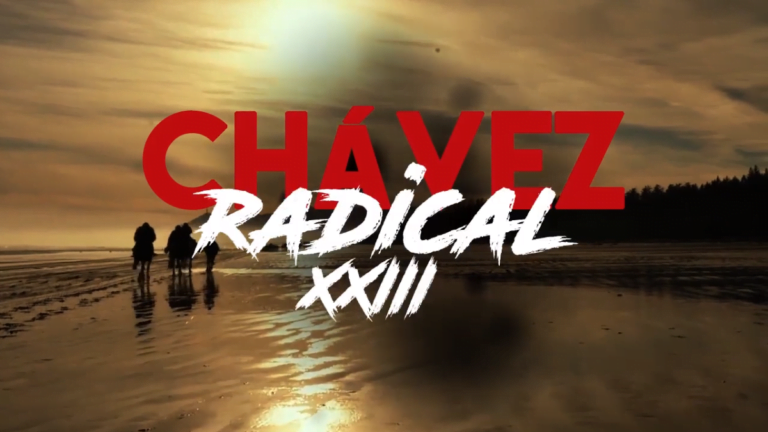 [CHÁVEZ THE RADICAL]: 'Enough of the Countless Betrayals'