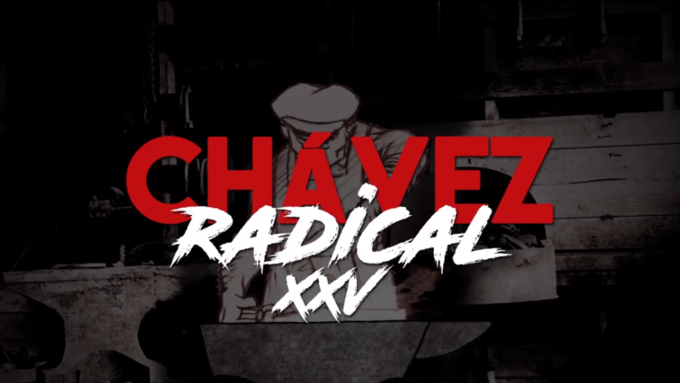 [CHÁVEZ THE RADICAL] 'Political Efficacy and Revolutionary Character'