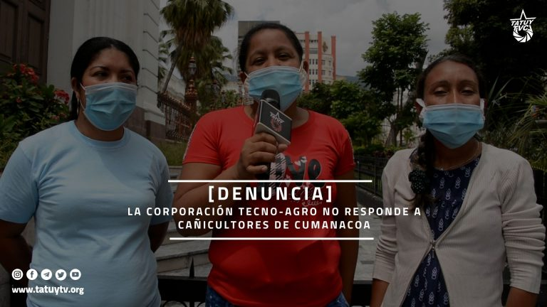 [DENUNCIA] La Corporación Tecno-Agro no responde a cañicultores de Cumanacoa